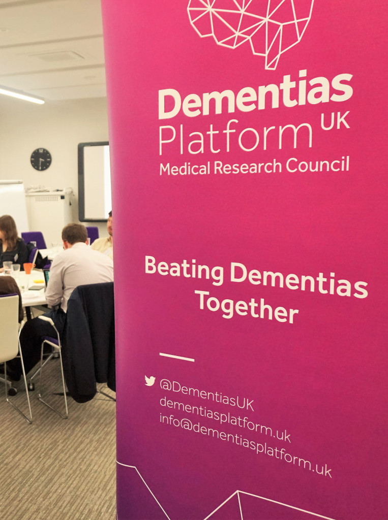 dementias platform uk banner