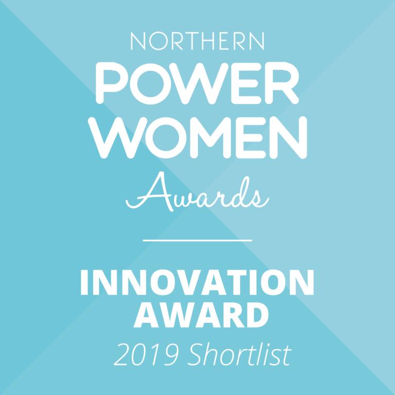 Northern Power Women Awards Innovation Award